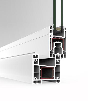 Sistema C 70 Corredera - PVC